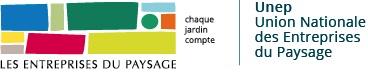 logo de l'union nationale des entreprises du paysage